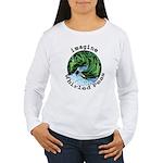 Imagine Whirled Peas Women's Long Sleeve T-Shirt