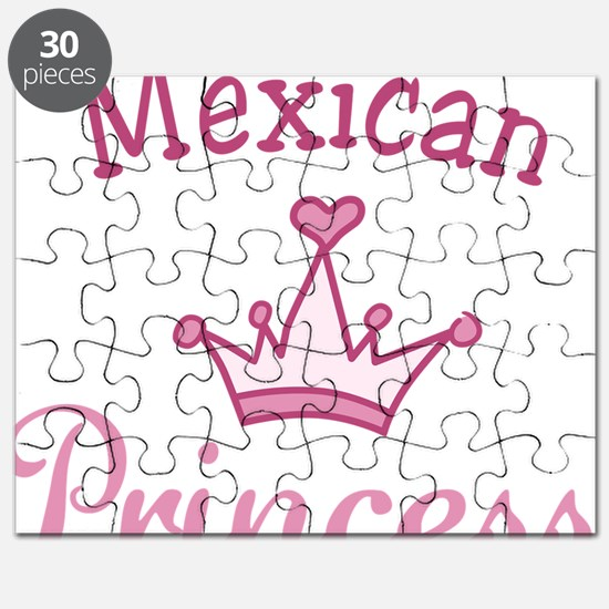 Mexican Princess Puzzle