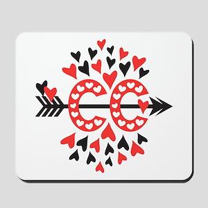 Cross Country Love Mousepad
