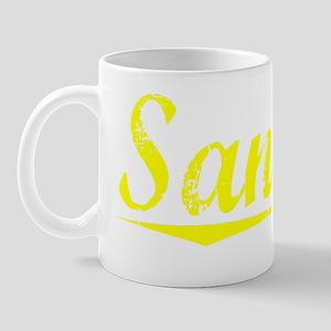 Sandler, Yellow Mug