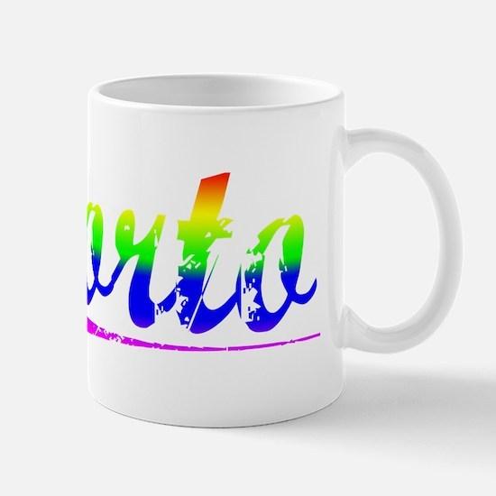 Porto, Rainbow, Mug