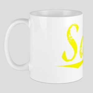 Sayre, Yellow Mug