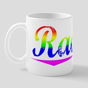 Rachal, Rainbow, Mug