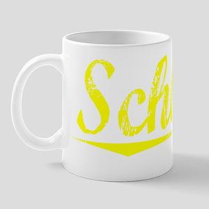 Schloss, Yellow Mug