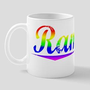 Ramage, Rainbow, Mug