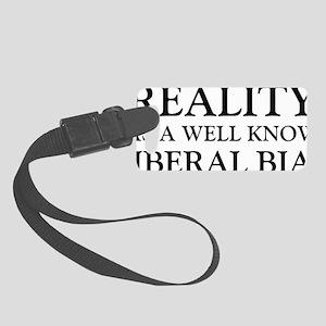 liberalbias Small Luggage Tag