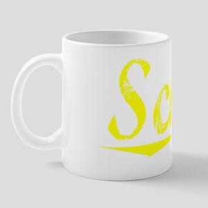 Schuh, Yellow Mug