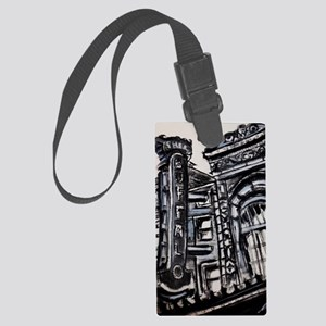 Shea's Performing Arts Center Large Luggage Tag