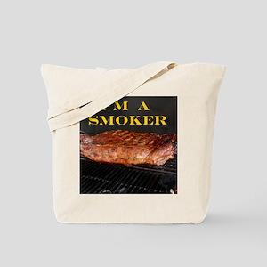Smoked Ribs Tote Bag