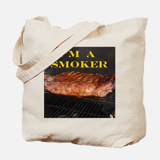 Smoked Ribs Tote Bag