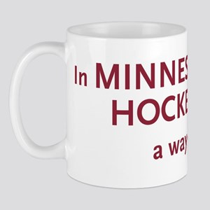 Minnesota Hockey Mug