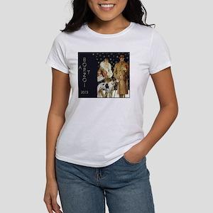 BorzoiCalendar2013 Women's T-Shirt