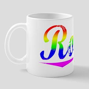 Roosa, Rainbow, Mug