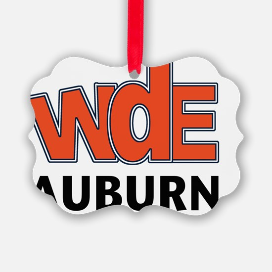 WdE Ornament