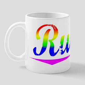 Rueda, Rainbow, Mug