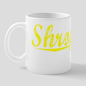 Shropshire, Yellow Mug