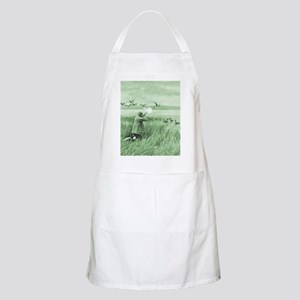 Hunting Wild Geese Apron