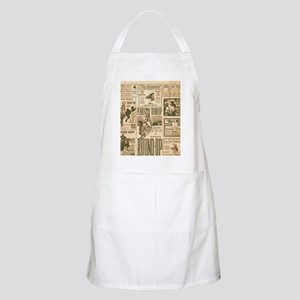 Vintage Rodeo Round-Up Apron
