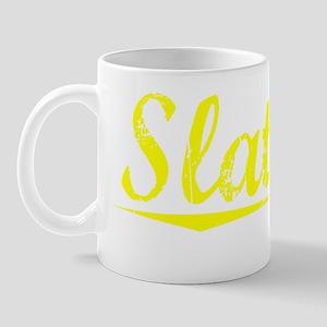 Slattery, Yellow Mug