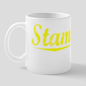 Stambaugh, Yellow Mug