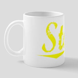 Staub, Yellow Mug