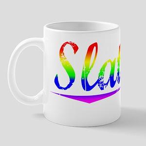 Slattery, Rainbow, Mug
