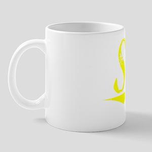 Stiff, Yellow Mug