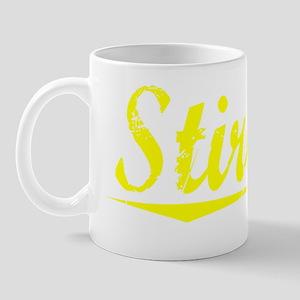 Stirling, Yellow Mug