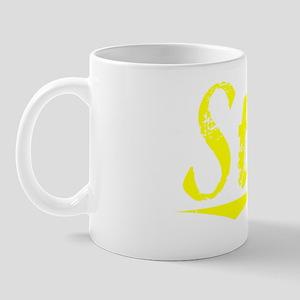 Strait, Yellow Mug