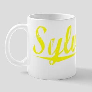 Sylvester, Yellow Mug