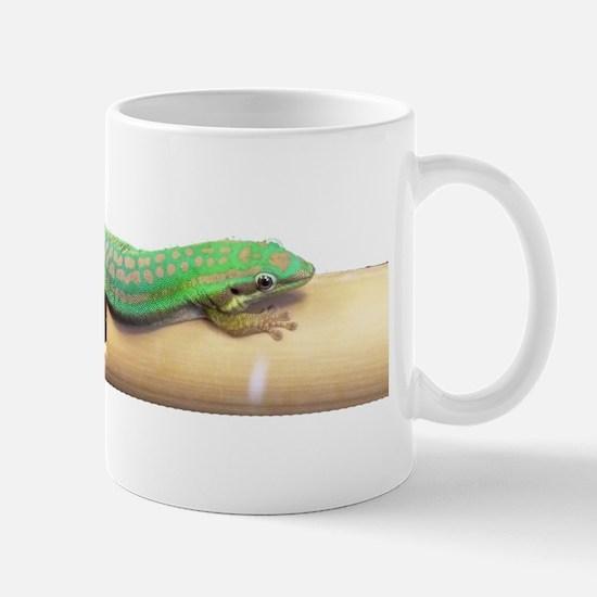 Green Gecko Mug