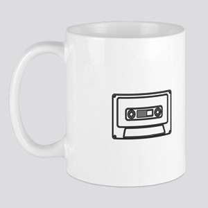 the mighty cassette tape  Mug