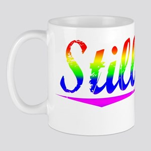 Stillwell, Rainbow, Mug