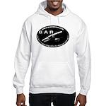 Gar Fishing Hooded Sweatshirt