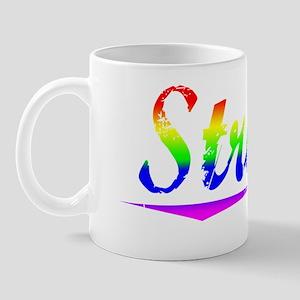 Strang, Rainbow, Mug