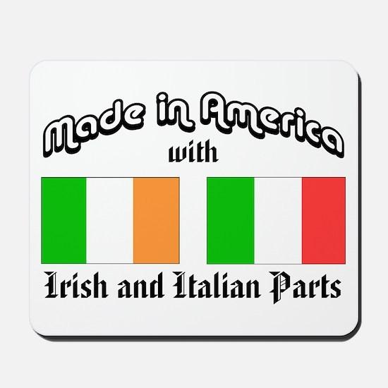 Irish-Italian Mousepad