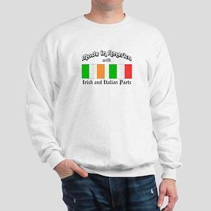 Irish-Italian Sweatshirt