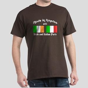 Irish-Italian Dark T-Shirt