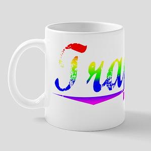 Trapani, Rainbow, Mug