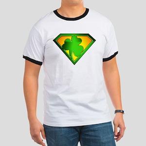 Super Shamrock Ringer T