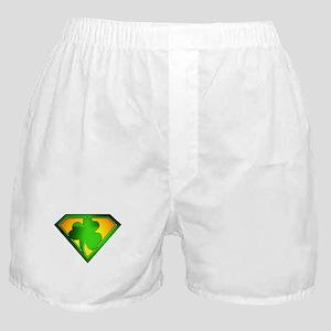 Super Shamrock Boxer Shorts
