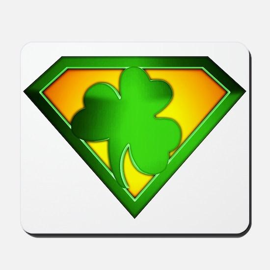 Super Shamrock Mousepad