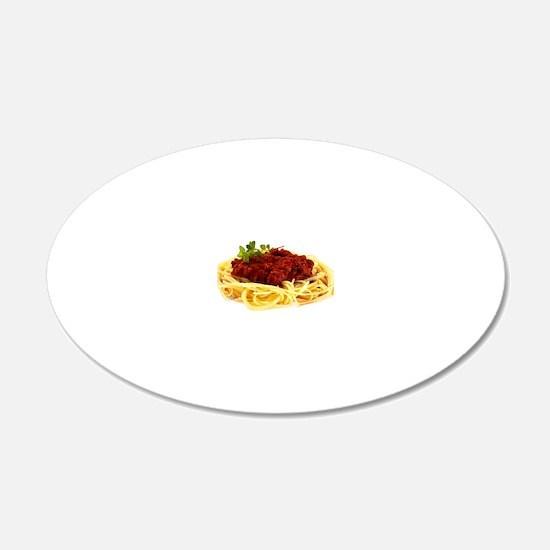 spaghetti Wall Decal