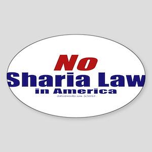 NoSharia3 Sticker