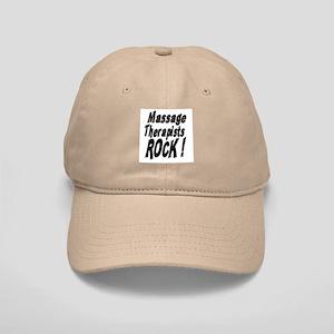 Massage Therapists Rock ! Cap