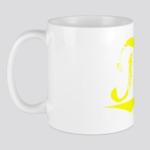 Tash, Yellow Mug
