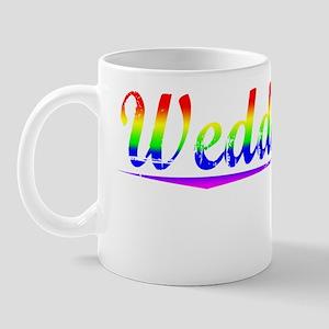 Weddington, Rainbow, Mug