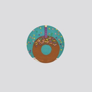 Matts Donut Mini Button