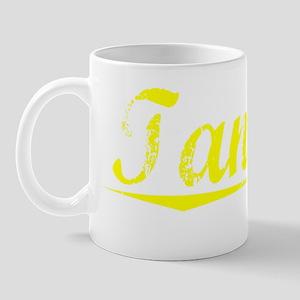 Tanaka, Yellow Mug