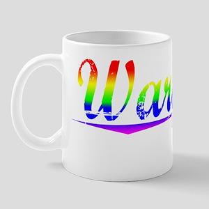 Warfield, Rainbow, Mug